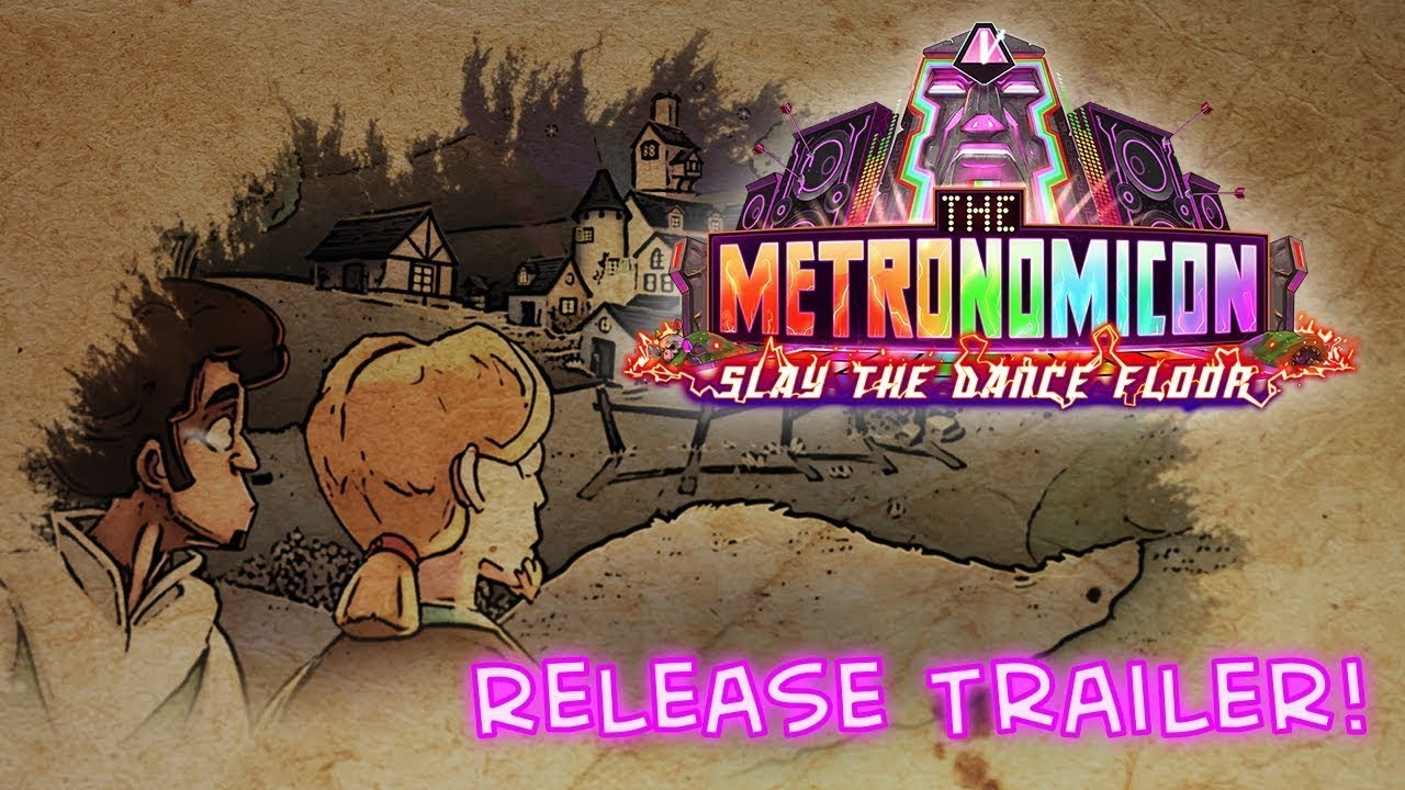 The Release Trailer is Here!